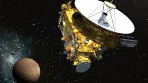Sonda espacial a Plutón 2015